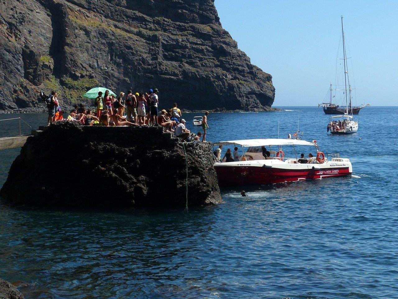 Тенерифе: ущелье Masca — пока что недоступно для посетителей