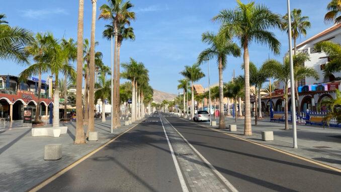 Тенерифе не набрал в прошлом году ни два миллиона туристов