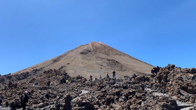 Тенерифе: Кабильдо острова хочет регулировать визиты к вулкану Тейде