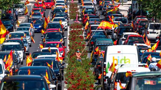 Vox созывает на Тенерифе караван протеста против нелегальной иммиграции