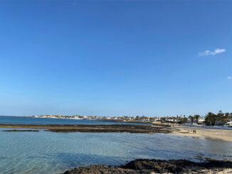 На эти выходные Канарские острова ожидают ливни