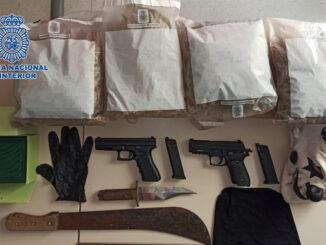 """В Adeje полиция поймала """"клоуна-грабителя"""" с фальшивым оружием"""