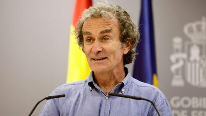 Самый главный в Испании борец с коронавирусом, Fernando Simón, сомневается...